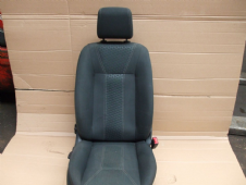 FORD FIESTA MK 8  PASSENGER SEAT  INC AIRBAG   2008 - 2009 - 2010 - 2011   ( 3 DOOR MODEL )  ONLY